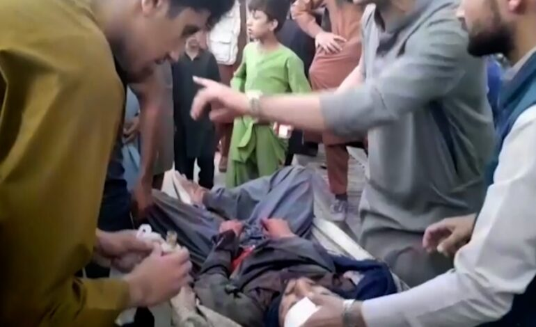 Αφγανιστάν: Δύο ακόμα εκρήξεις στα προάστια της Καμπούλ