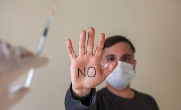Ποια νέα μέτρα ανακοινώνονται σήμερα για τους μη εμβολιασμένους.