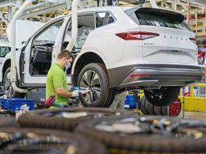 Skoda: Γιορτάζει τα 100.000 ηλεκτρικά οχήματα
