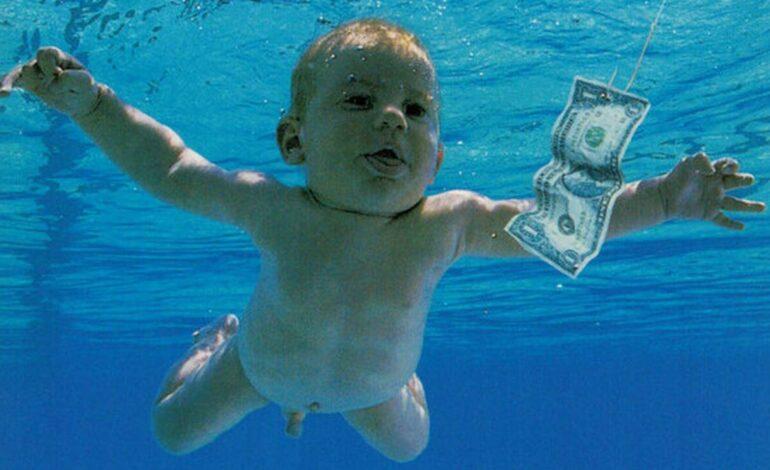 Το «μωρό» του Nevermind μηνύει τους Nirvana για παιδική πορνογραφία
