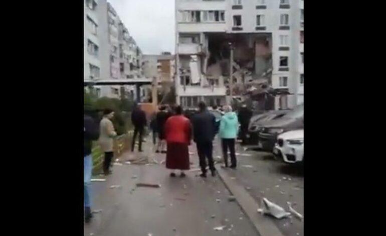 Έκρηξη σε 9όροφο κτίριο στη Ρωσία – Τουλάχιστον δύο νεκροί