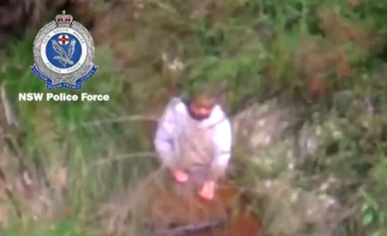 Ένα τρίχρονο αγόρι βρέθηκε μετά από 3 μέρες σε απομονωμένη θαμνώδη περιοχή – Δείτε βίντεο