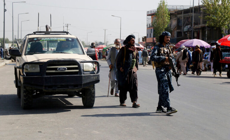 Όλα όσα γνωρίζουμε για το πολιτικό πρόγραμμα των Ταλιμπάν – Πώς θα κυβερνήσουν το Αφγανιστάν