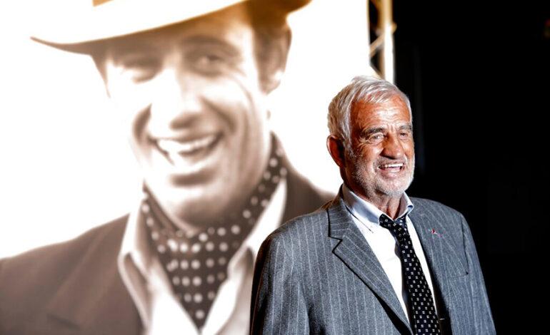 Γαλλία: Η χώρα θα αποτίσει φόρο τιμής στις 9 Σεπτεμβρίου στον ηθοποιό Ζαν Πολ Μπελμοντό