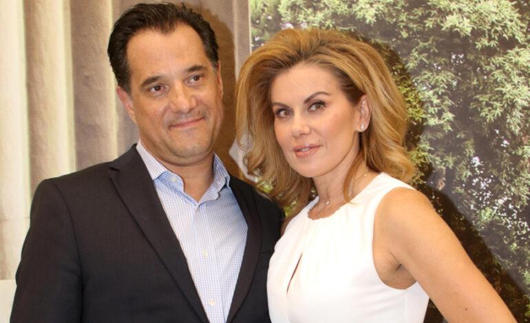 Ευγενία Μανωλίδου – Άδωνις Γεωργιάδης: Έτσι γνωρίστηκε το ζευγάρι – «Σιγά σιγά δέσαμε»