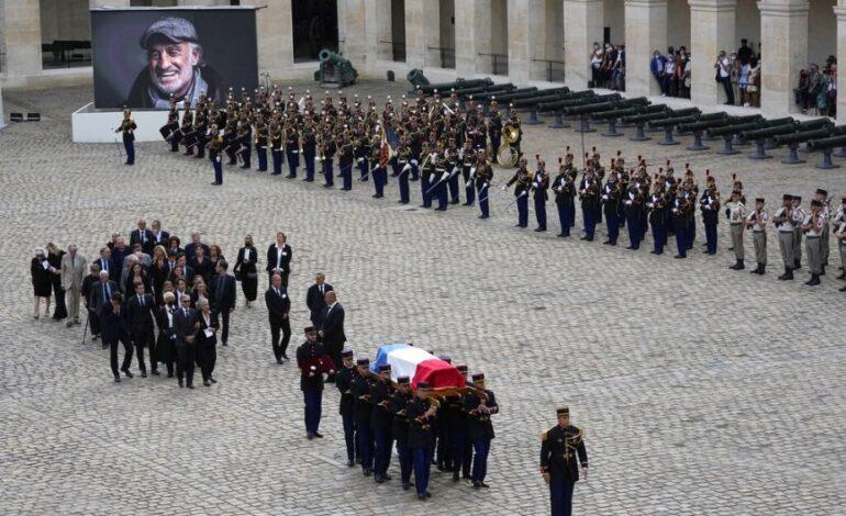 Ζαν-Πολ Μπελμοντό: Η Γαλλία αποχαιρέτησε τον αγαπημένο της «Μπεμπέλ» – Αύριο η κηδεία του ηθοποιού