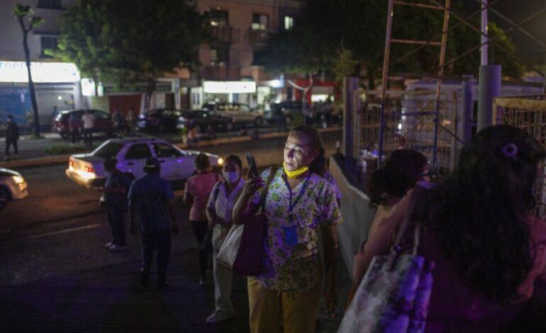 Ισχυρός σεισμός στο Μεξικό: Πληροφορίες για έναν νεκρό από τα 7,1 Ρίχτερ