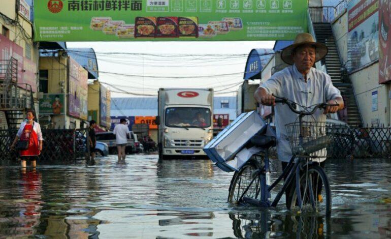 Κλιματική αλλαγή: Κάθε μέρα πεθαίνουν 115 άτομα από μία φυσική καταστροφή