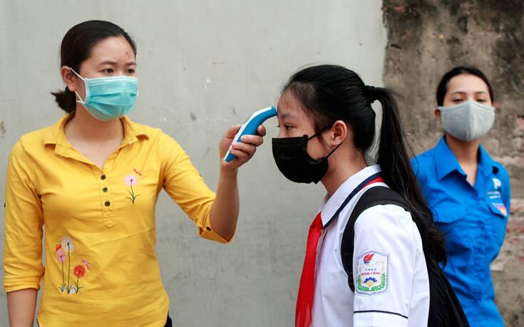 Κορονοϊός – Βιετνάμ: Πολίτης καταδικάστηκε σε πέντε χρόνια κάθειρξης για μετάδοση του ιού