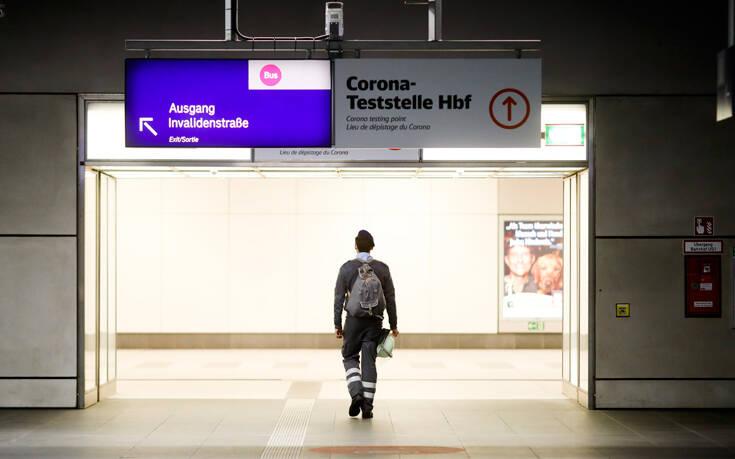 Κορονοϊός – Γερμανία: Σχεδόν 13.000 κρούσματα, 55 θάνατοι σε 24 ώρες