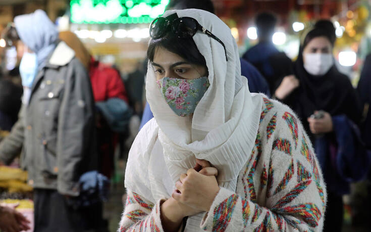 Κορονοϊός – Ιράν: Ξεπέρασαν τα 5 εκατομμύρια τα κρούσματα