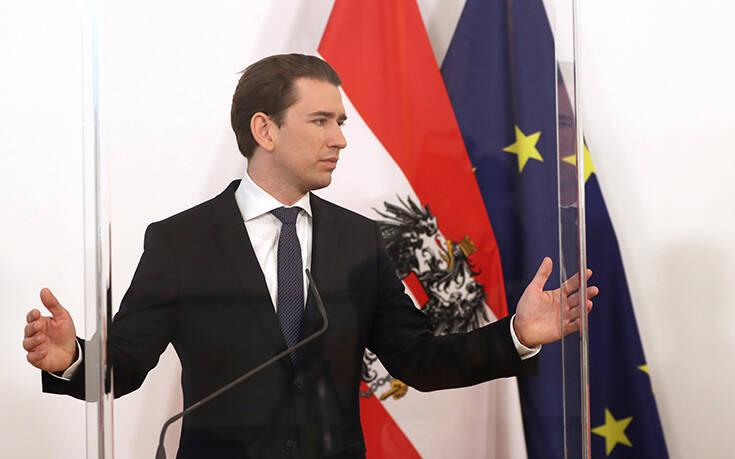 Κουρτς: Η Ελλάδα φυλάσσει καλύτερα απ ό,τι στο παρελθόν τα εξωτερικά σύνορα της ΕΕ από τις μεταναστευτικές ροές