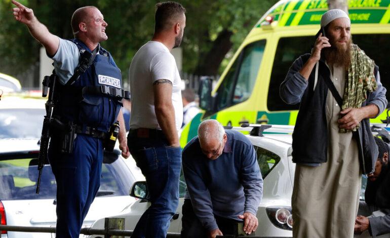 Νέα Ζηλανδία: «Βίαιος εξτρεμιστής ο δράστης, είχε εμπνευστεί από το Ισλαμικό Κράτος»