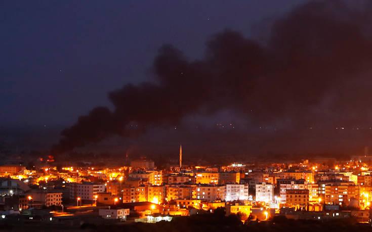 Νυχτερινή αεροπορική επιδρομή του ισραηλινού στρατού στη Δαμασκό