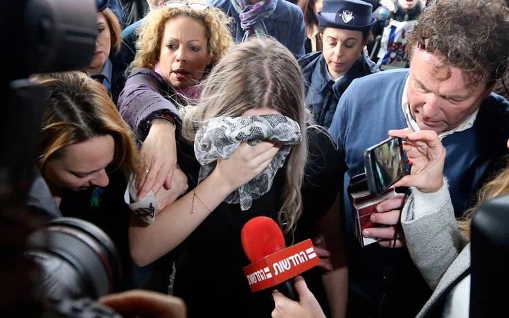 Ξανά στα δικαστήρια η Βρετανίδα για τον «ομαδικό βιασμό» στην Αγία Νάπα