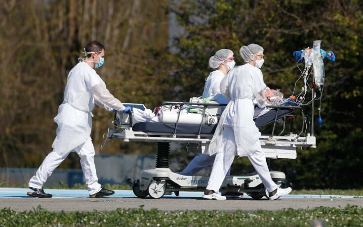 Ξεπέρασαν τα 40 εκατ. τα κρούσματα κορονοϊού στις ΗΠΑ, τους 649.000 πλησιάζουν οι νεκροί