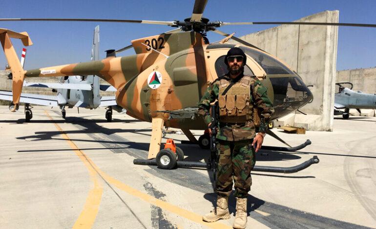 Ολόκληρο το Αφγανιστάν υπό τον έλεγχο των Ταλιμπάν