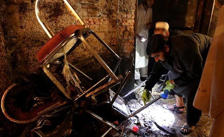 Πακιστάν: Επίθεση βομβιστή καμικάζι με τουλάχιστον 4 νεκρούς