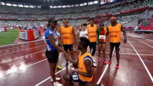 Παραολυμπιακοί Αγώνες – Συνοδός έκανε πρόταση γάμου στην αθλήτριά του