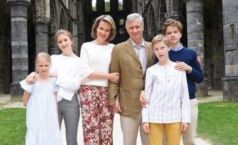 Σε καραντίνα το βασιλικό ζεύγος του Βελγίου