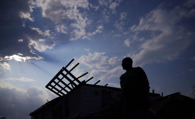 Στους 12 οι νεκροί από το πέρασμα του κυκλώνα Άιντα από τη Λουιζιάνα