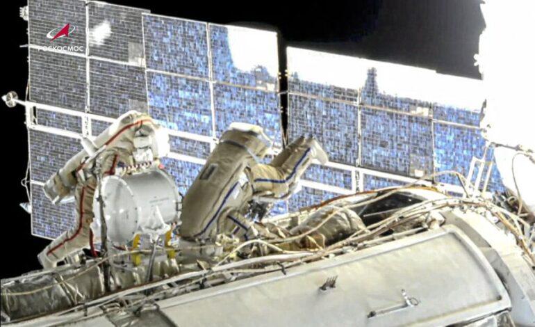Συναγερμός στον Διεθνή Διαστημικό Σταθμό: Ανιχνεύθηκαν καπνός και μυρωδιά καμένου στο ρωσικό τμήμα