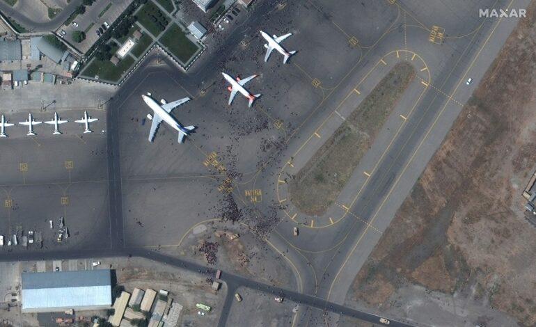 Αφγανιστάν: Το Κατάρ ελπίζει σε «ανθρωπιστικούς διαδρόμους» στα αεροδρόμια, μέσα σε 48 ώρες