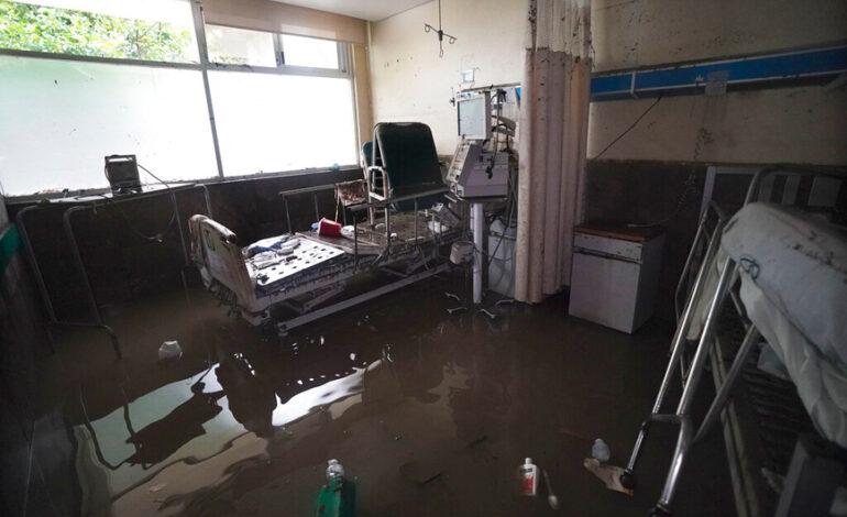 Τραγωδία στο Μεξικό: Νεκροί από τις πλημμύρες 17 ασθενείς σε νοσοκομείο