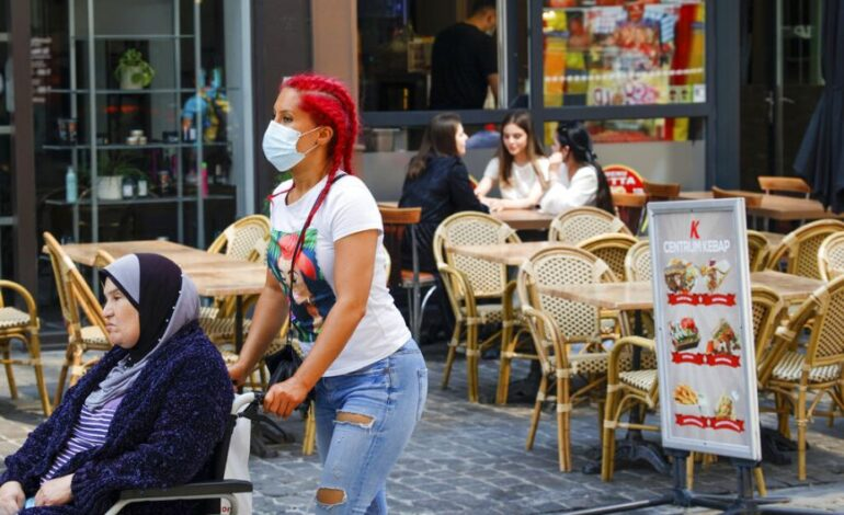 Υγειονομικό πιστοποιητικό σε μπαρ, εστιατόρια και νυχτερινά κέντρα στις Βρυξέλλες