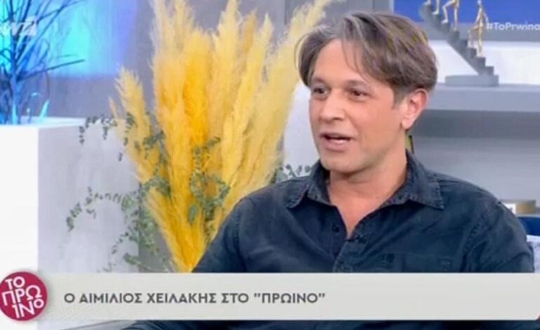 Χειλάκης για ελληνικό #metoo: Το καλύτερο που έχουμε να κάνουμε είναι να σιωπήσουμε