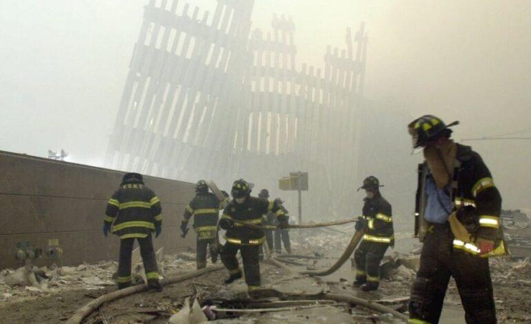 11η Σεπτεμβρίου 2001: Οι διασώστες και εθελοντές που έσπευσαν πρώτοι κινδυνεύουν ακόμη με ΧΑΠ
