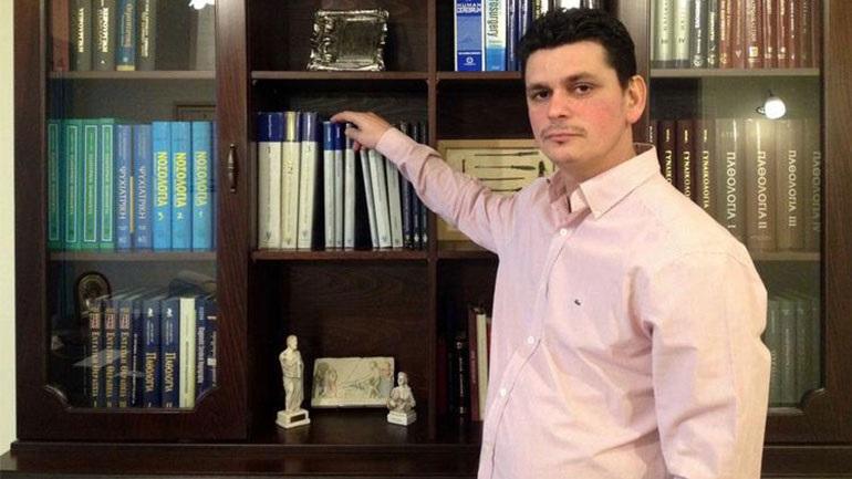 Μυτιλήνη: Ο νευροχειρουργός Ευρυβιάδης Μπαϊραμίδης  βγήκε σε αναστολή