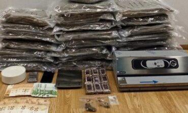 Τρεις συλλήψεις για κατοχή και διακίνηση ναρκωτικών στον Πειραιά