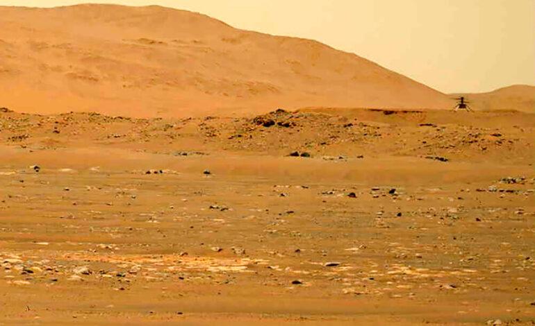 NASA: Το ρόβερ Perseverance φαίνεται να συνέλεξε ένα πέτρινο δείγμα από τον Άρη